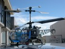 LAMA V5 4CH R/C HELICOPTER thumbnail