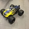 E-HACKER 4x4 BØRSTELØS MONSTER-TRUCK 1:8 2,4 GHZ 80KM/H