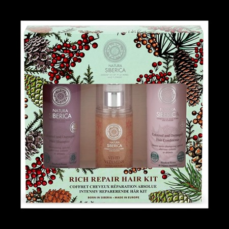 Natura Siberica Rich Repair Hair Kit