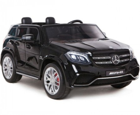 Mercedes GLS 63 AMG elbil for barn 2 sits 4x4