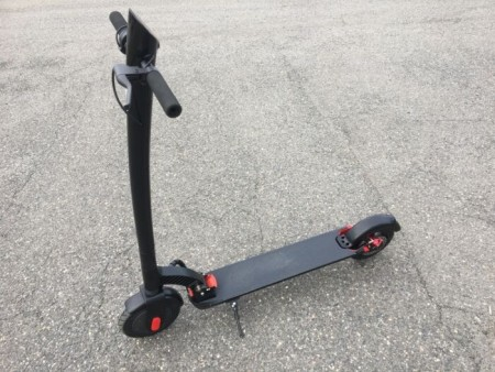 Elektrisk scooter N1 350w LED Display