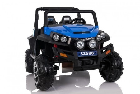 UTV RSX COOL SIDE BY SIDE 4WD, 2 SITS ELBIL FOR BARN