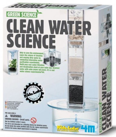 4M Vannrensing - Clean Water Science
