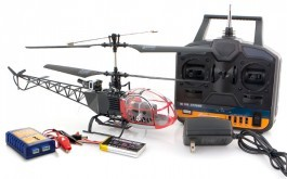 LAMA V5 4CH R/C HELICOPTER