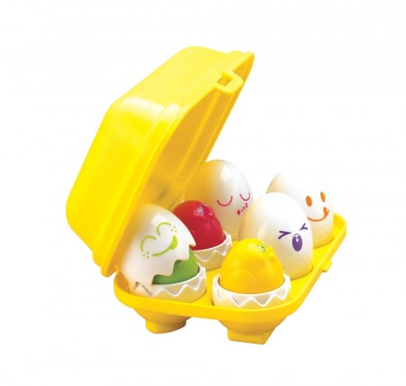Toomies Hide & Squeak Eggs (closed box)
