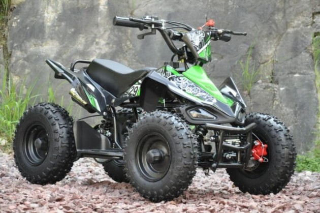 MINI ATV 50CC GREEN EDITION TWO | Hele Familiens Handlested